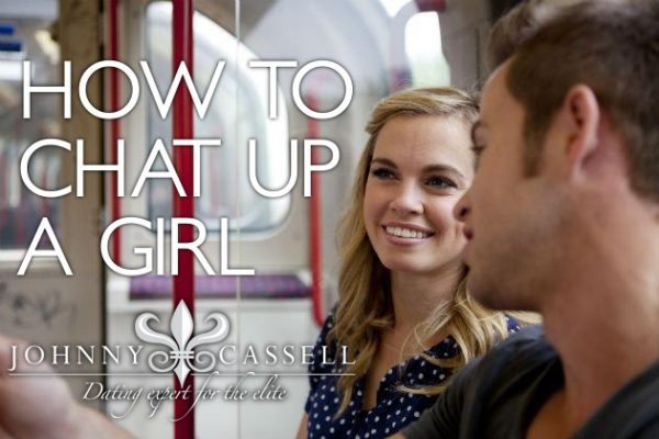 how to chat up a girl