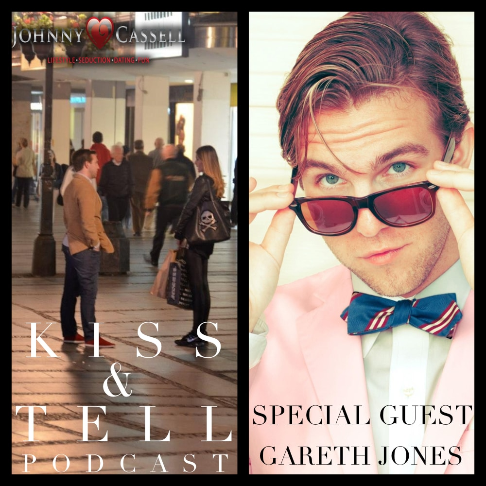 gareth jones podcast