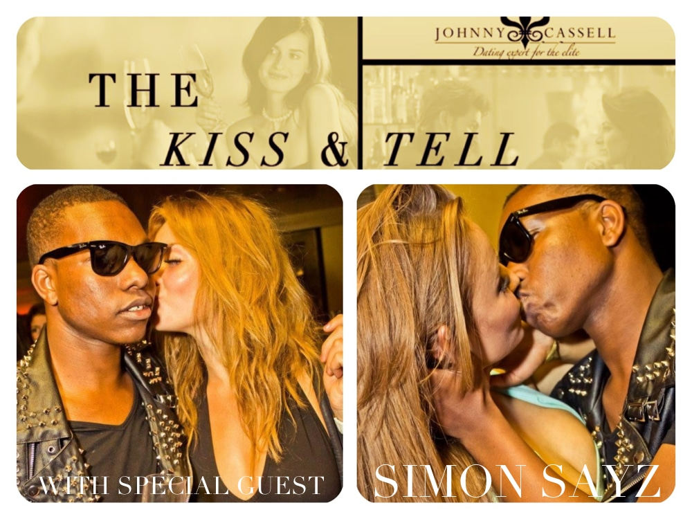 simon says kiss n tell