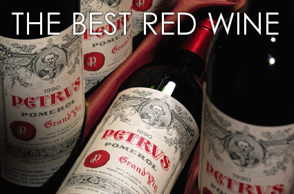 the best red wine