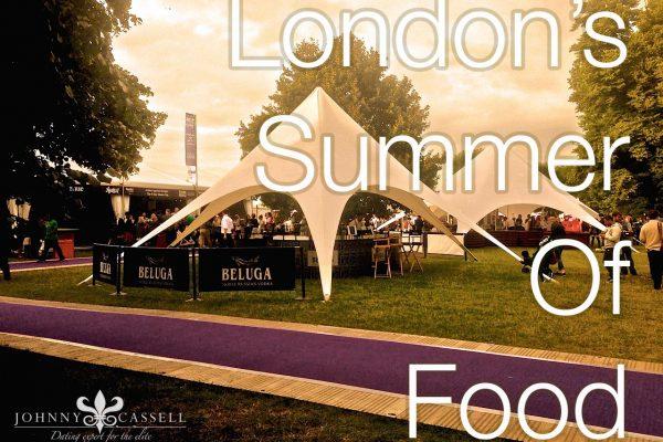 london's summer of food