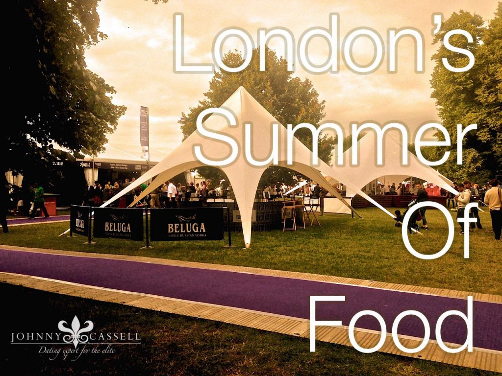 london's summer of food