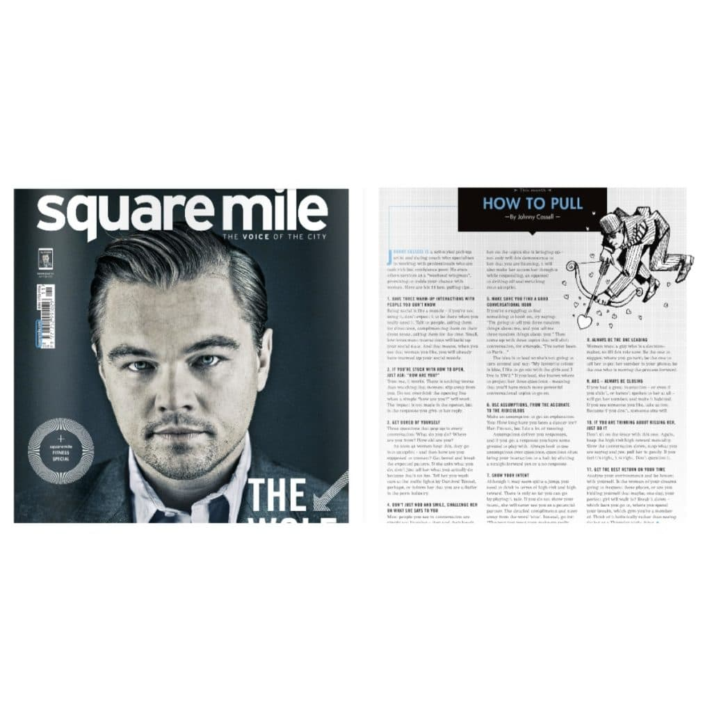 square mile collage