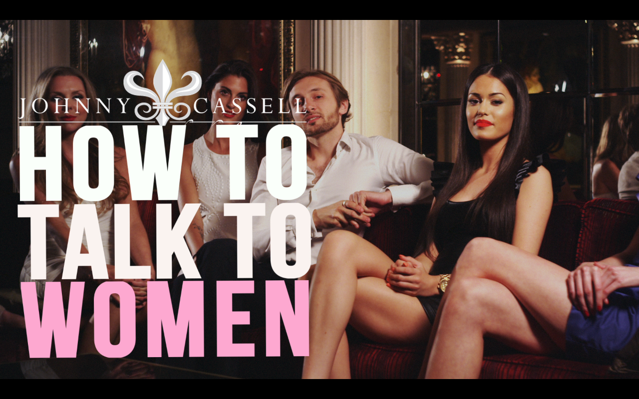 How to talk to women