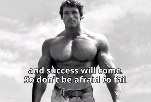 Arnold's 6 rules