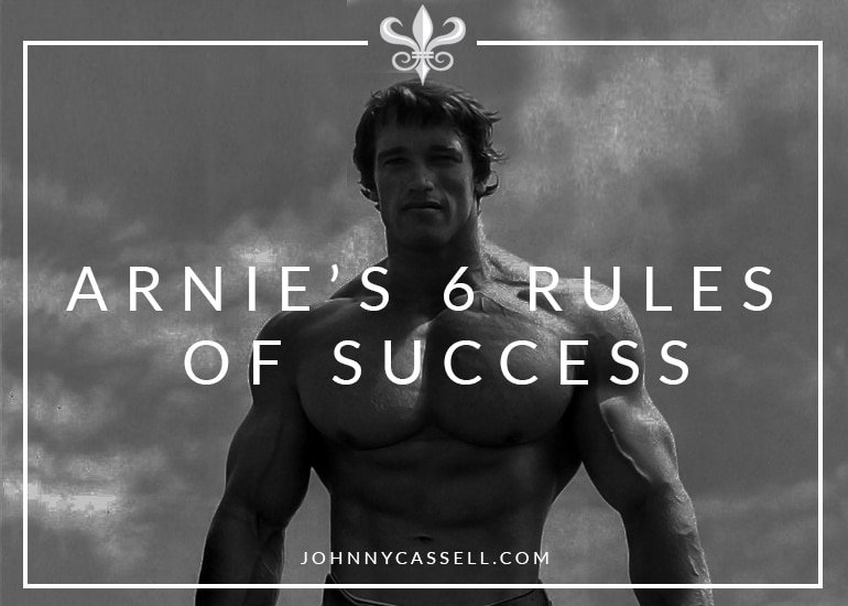 arnies rules of success
