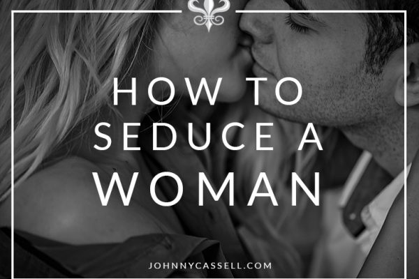 seducing a woman