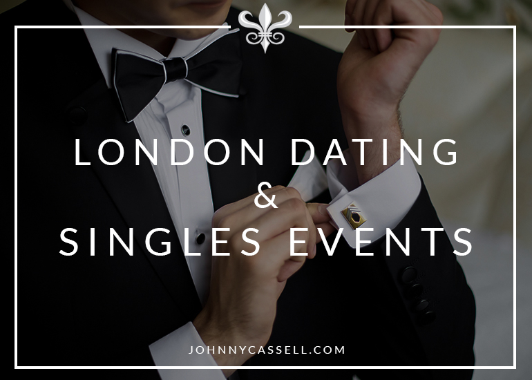 single dating london events