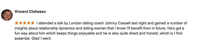 dating a methodical man