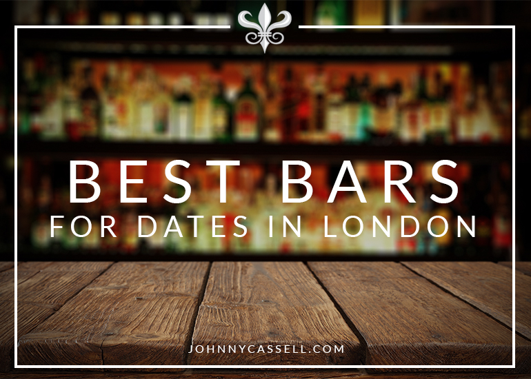 best bars for dates in London