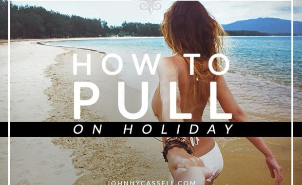 how to pull on hoilday