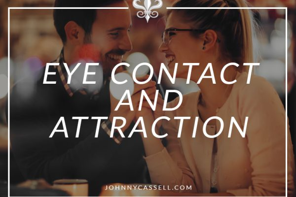 Eye Contact and Attraction Johnny Cassell