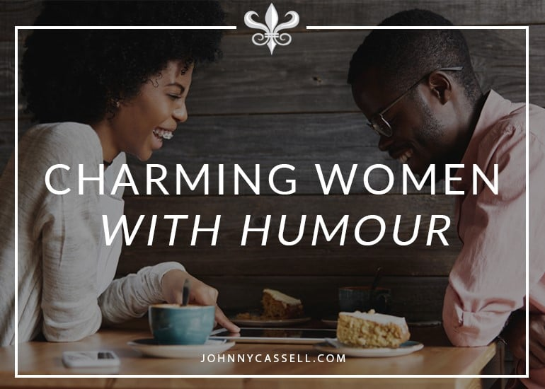 charming women with humour