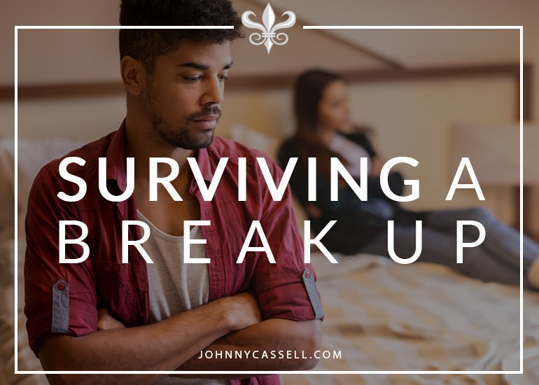 survive break up