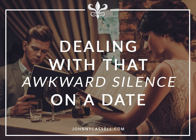 dealing with awkward silence