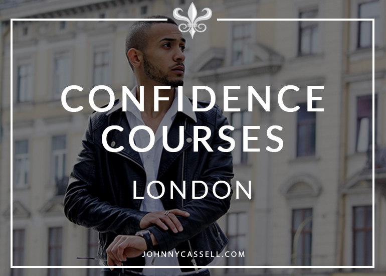 confidence course with Johnny Cassell
