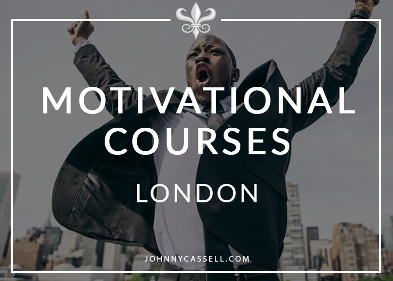 motivationals courses in london