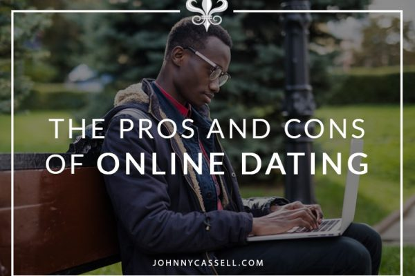 here we discuss the pros and cons of online dating