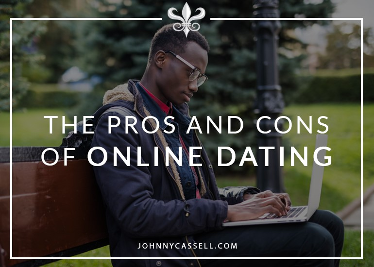 th epros and cons of online dating
