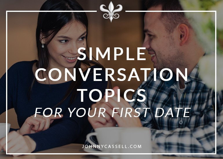 Good first date topics