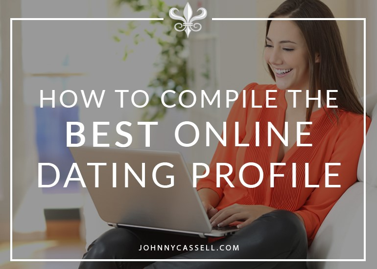 What makes a good profie for online dating