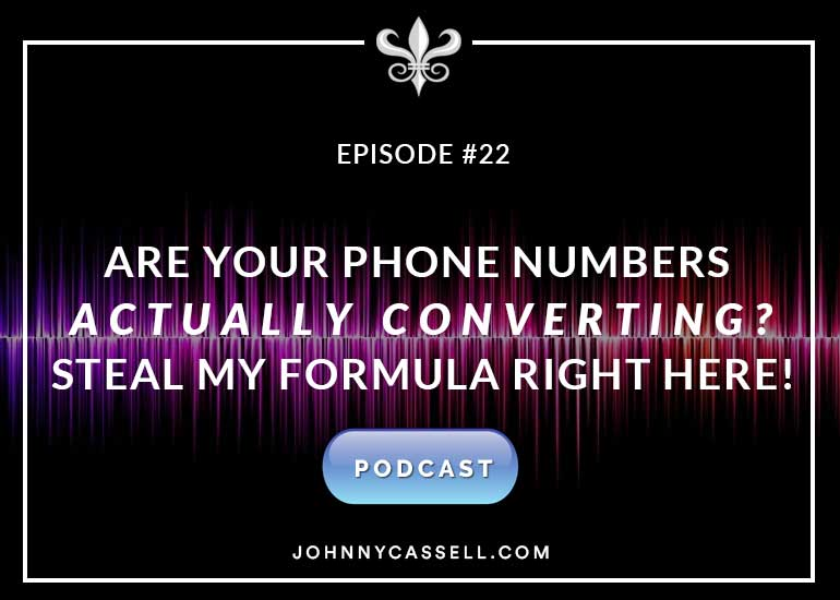 are your phone numbers actually converting?