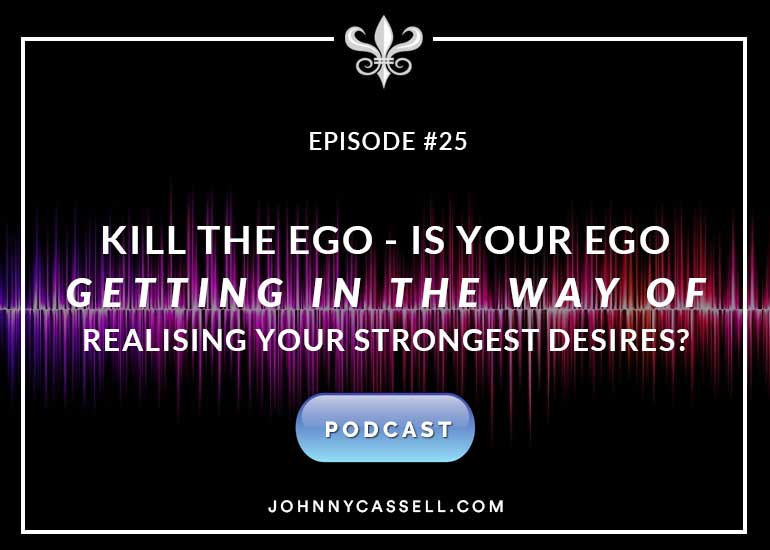 kill the ego