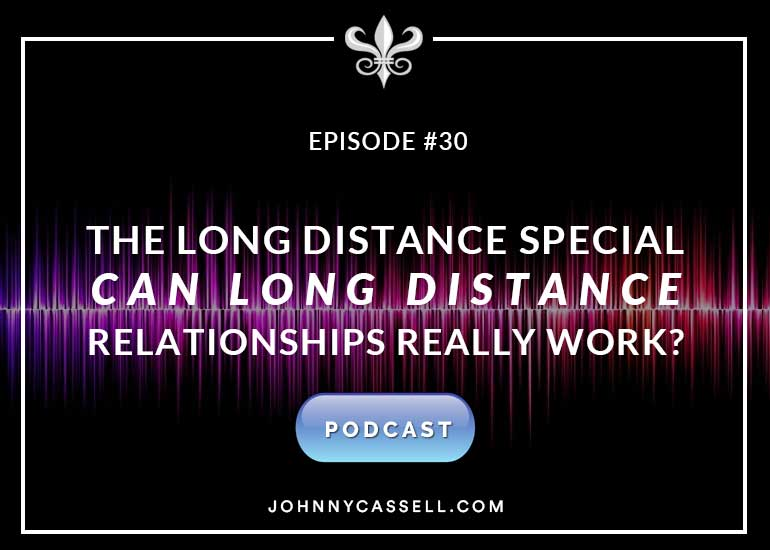 the long distance relationship special