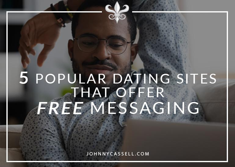 5 Popular Dating Sites That Offer Free Messaging