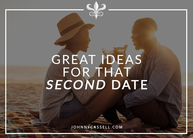 Great Ideas For That Second Date
