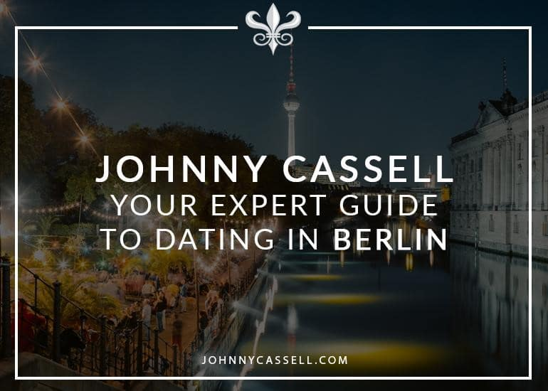 dating coach berlin
