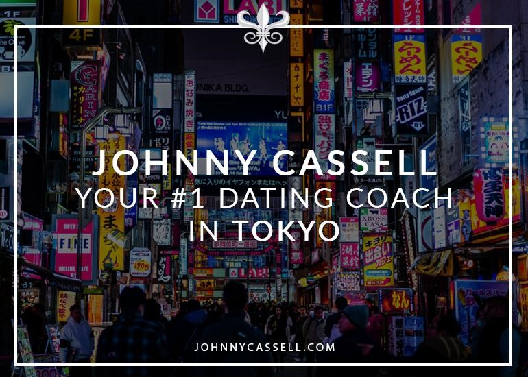 Johnny Cassell - Your #1 Dating Coach In Tokyo