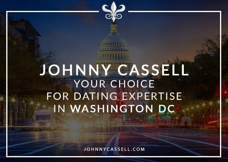 Johnny Cassell - Your Choice For Dating Expertise In Washington DC