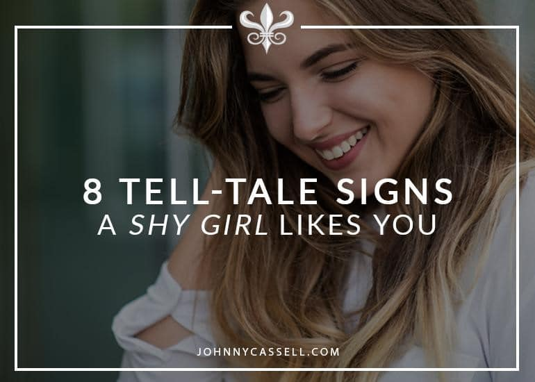 8 tell tale signs a shy girl likes you